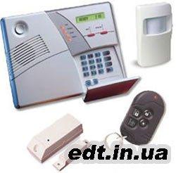 """Охоронна сигналізація """"під ключ"""", Wi-Fi , Радіоканальна"""